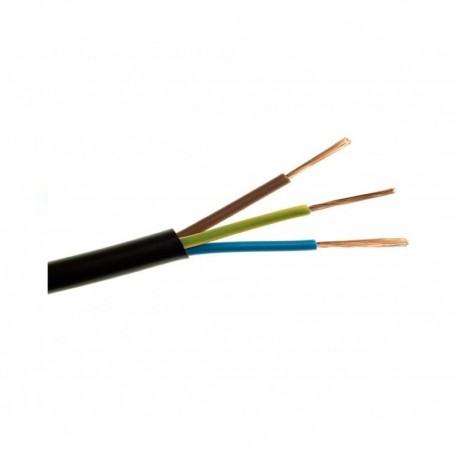 Kabel przewód gumowany OW H05RR 3x1,5